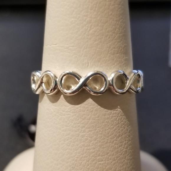 e83b75fe1 Pandora Jewelry | Infinite Shine Ring | Poshmark